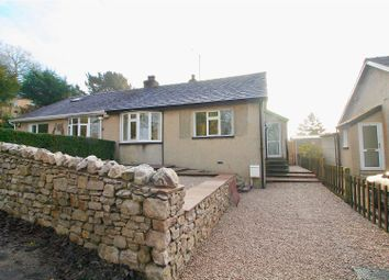 Thumbnail 2 bed semi-detached bungalow for sale in Nuns Avenue, Carr Bank, Milnthorpe