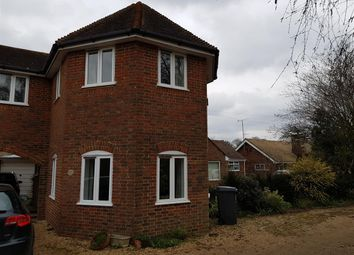 Thumbnail 2 bed semi-detached house to rent in Pennywell, 5B St Stephens Green, Canterbury