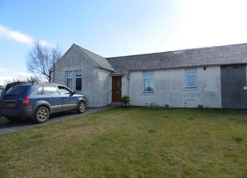 Thumbnail 2 bed semi-detached house for sale in Kirkmichael Road, Crosshill, Maybole