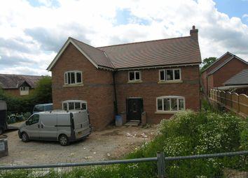 Thumbnail 6 bed detached house for sale in Chester Road, Nomans Heath, Malpas