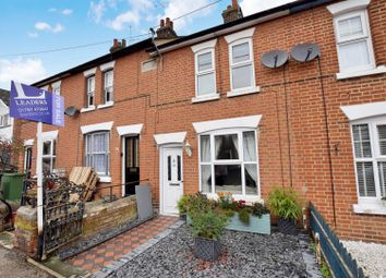 Thumbnail 2 bed terraced house for sale in Stanley Road, Halstead