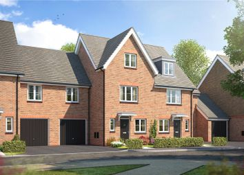 Thumbnail 4 bed detached house for sale in Cresswell Park, Roundstone Lane, Angmering, West Sussex