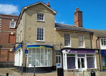 Thumbnail Office to let in 23 Market Place & Hill House, Market Place, Braintree, Essex