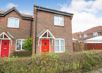 Thumbnail 2 bedroom end terrace house to rent in Springfield, Acle, Norwich