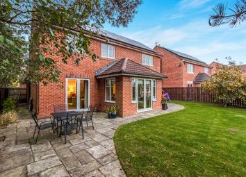Thumbnail 4 bed detached house for sale in Ballston Close, Washington, Tyne And Wear, United Kingdom
