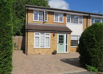Thumbnail 4 bed semi-detached house for sale in Cedarwood Drive, St.Albans