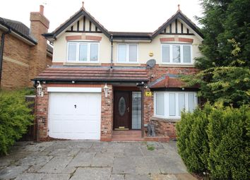 Thumbnail 4 bed detached house for sale in Eden Park, Cheadle Hulme, Sk