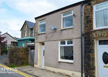 Thumbnail 4 bed end terrace house for sale in Horeb Street, Treorchy, Mid Glamorgan