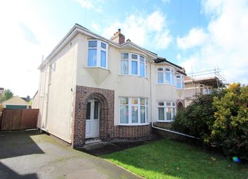 Thumbnail 3 bed semi-detached house for sale in North Devon Road, Fishponds, Bristol