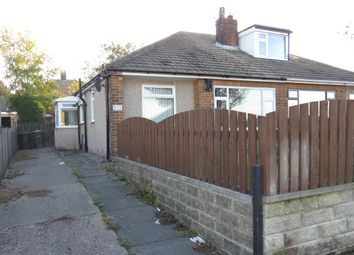 Thumbnail 2 bedroom bungalow to rent in Welbeck Drive, Great Horton, Bradford