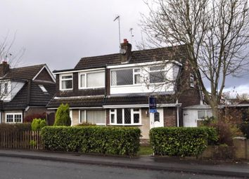 Thumbnail 3 bed semi-detached house to rent in Haddon Close, Macclesfield