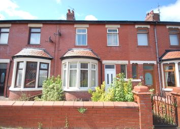 Thumbnail 3 bed terraced house for sale in Sunnyhurst Avenue, Blackpool, Lancashire