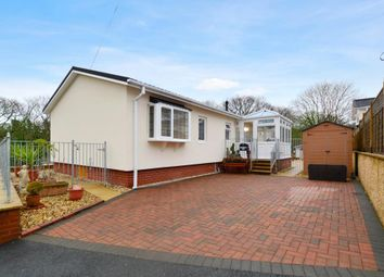 Thumbnail 3 bed mobile/park home for sale in Sycamore Way, Glenholt Park, Plymouth, Devon