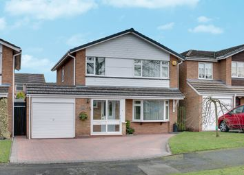Thumbnail 4 bed detached house for sale in Hartford Road, Aston Fields, Bromsgrove