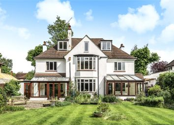 Thumbnail 6 bed detached house for sale in High View, Pinner, Middlesex