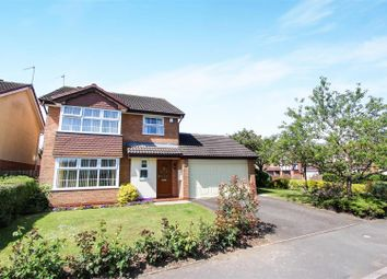 Thumbnail 4 bed detached house for sale in Windermere, Stukeley Meadows, Huntingdon