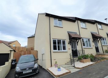 Thumbnail 2 bed end terrace house for sale in Flax Meadow Lane, Axminster