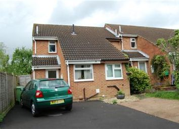 Thumbnail 1 bed end terrace house to rent in Prince Albert Court, Brockworth, Gloucester