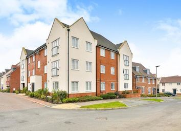 Thumbnail 2 bed flat for sale in Grenada Crescent, Newton Leys, Bletchley, Milton Keynes