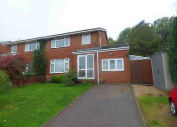 Thumbnail 3 bed semi-detached house to rent in Forest Road, Bream