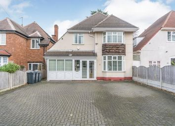 Thumbnail 4 bed detached house for sale in Yardley Wood Road, Moseley, Birmingham, West Midlands
