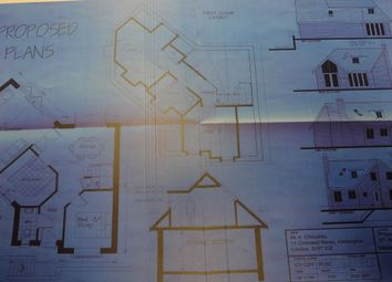 Thumbnail  Land for sale in Stone Road, Stafford