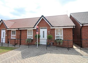 Thumbnail 2 bed semi-detached bungalow for sale in Nethermere Lane, Woodhouse Park, Nottingham