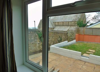 Thumbnail 2 bedroom flat for sale in Penare Road, Penzance, Cornwall.