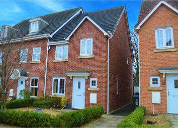 Thumbnail 4 bed semi-detached house for sale in Leighton Avenue, Alkrington, Middleton