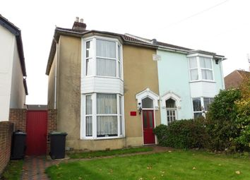 Thumbnail 1 bed property to rent in Brockhurst Road, Gosport