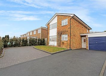 Thumbnail 3 bed link-detached house for sale in The Spinney, Wokingham, Wokingham