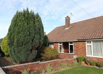 Thumbnail 3 bed semi-detached bungalow to rent in Westfield Close, Polegate, East Sussex