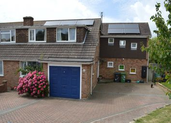 Thumbnail 4 bed semi-detached house for sale in Pilot Road, Hastings