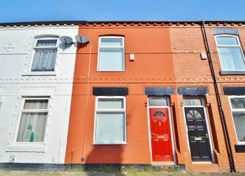 Thumbnail 2 bedroom terraced house for sale in Fir Street, Eccles, Manchester