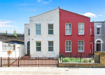 Thumbnail 3 bed terraced house for sale in Martello Street, London