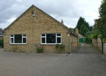 Thumbnail Detached bungalow to rent in Wantage Road, Rowstock, Didcot