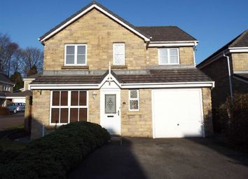 Thumbnail 4 bed detached house for sale in Limewood Close, Helmshore, Lancashire
