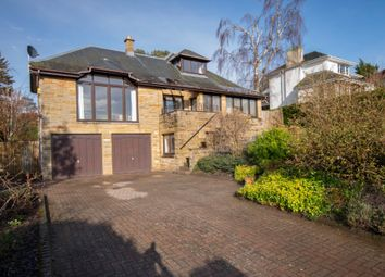 Thumbnail 4 bed detached house for sale in Hatton Road, Kinnoull Hill, Perth, Perthshire