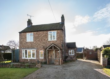 Thumbnail 3 bed cottage for sale in Back Lane, Alne, York