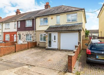 Thumbnail 4 bed terraced house for sale in White Road, Chatham