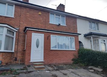 Thumbnail 2 bed property to rent in Derwent Road, Birmingham