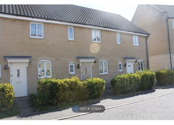 Thumbnail 2 bedroom terraced house to rent in Kishorn Way, Attleborough