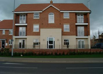 2 bed flat to rent in Byron House, Hucknall, Nottingham NG15