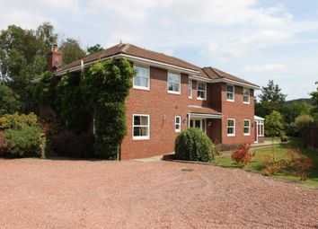 Thumbnail 4 bed detached house for sale in The Paddocks, Peasehill, Ripley, Derbyshire
