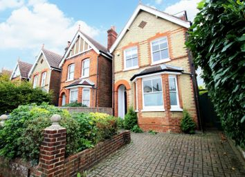 Thumbnail 4 bed detached house to rent in Eversfield Road, Reigate