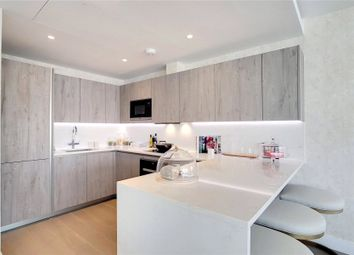 Thumbnail 2 bed flat for sale in Discovery House, Battersea Reach, London