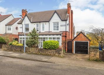 4 bed semi-detached house for sale in College Road, Chilwell, Nottingham, Nottinghamshire NG9