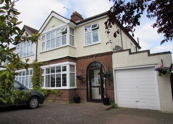 Thumbnail 3 bed semi-detached house for sale in Prior Avenue, Sutton