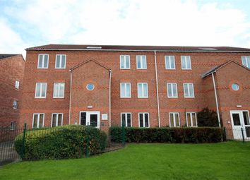 Thumbnail 2 bed flat for sale in Darwin Close, York