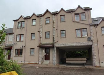 Thumbnail 2 bed flat to rent in Victoria Court, Inverurie